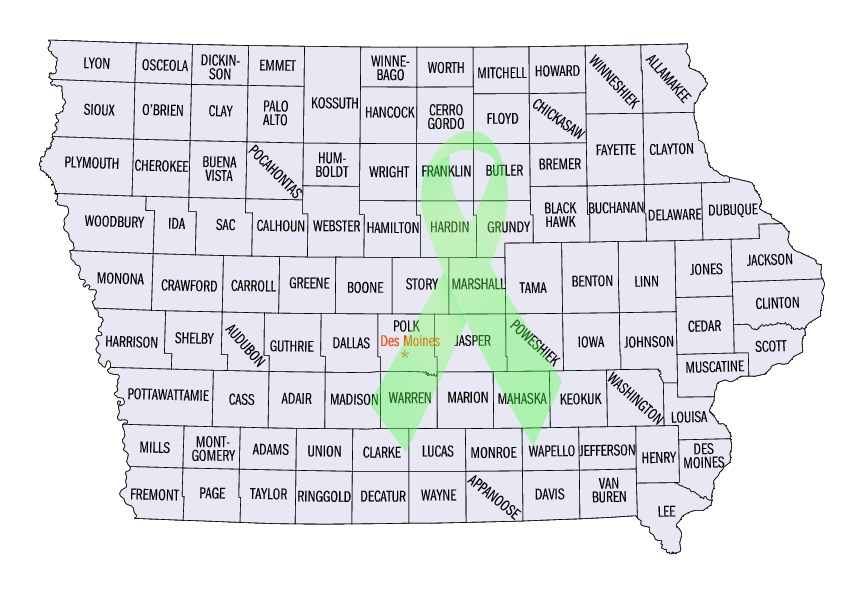 Iowa Lyme Support Groups