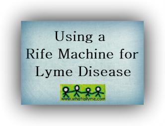 alternative treatments for lyme