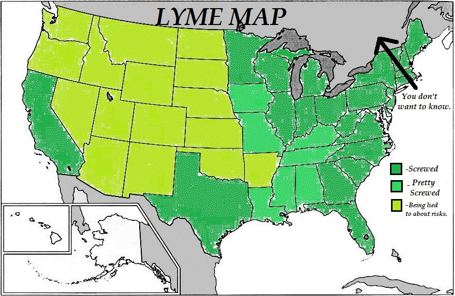 More Lyme Humor Here