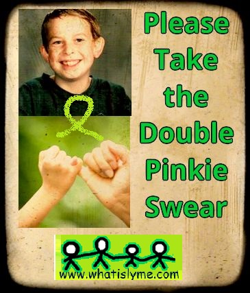 lymie double pinkie swear