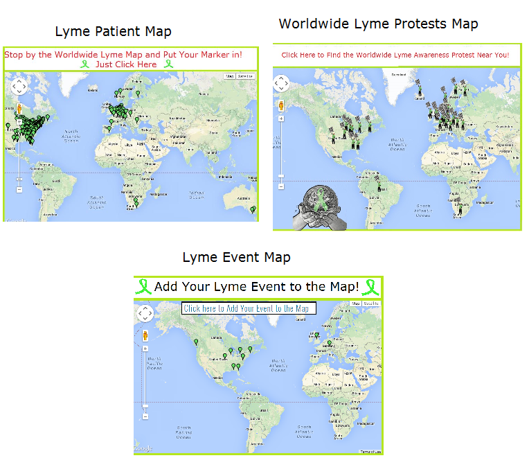 Blacksburg Virginia Worldwide Lyme Disease Awareness