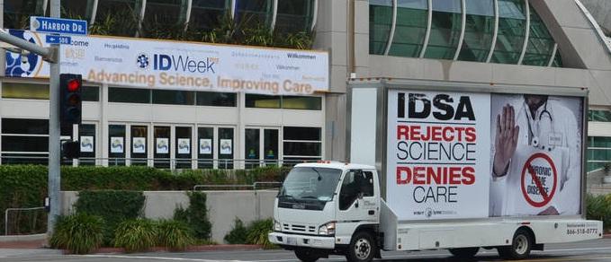 idsa-protest-truck-slogan