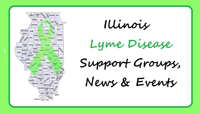 illinois lyme disesae support groups