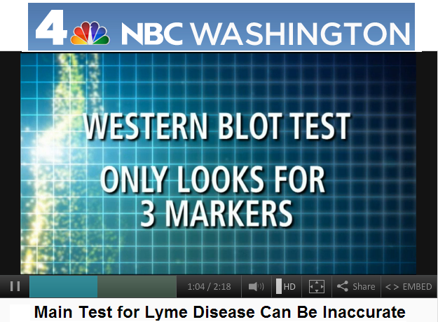 nbc lyme tests inaccurate