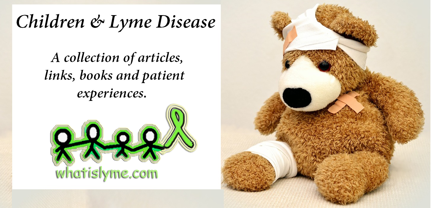 information for parents of children with Lyme Disease