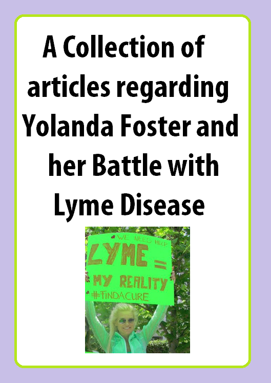 yolanda foster and lyme diseaese