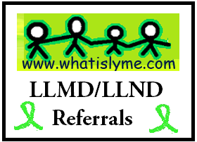 lyme doctor referral