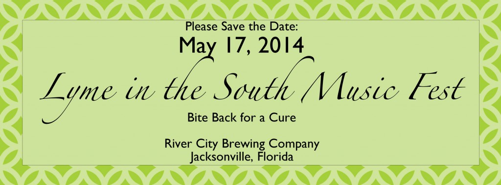 Florida Lyme Events 2014