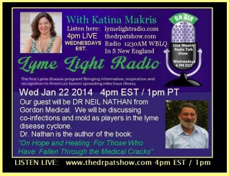 Radio Talk Show with Katrina Makris