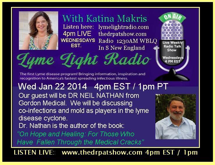 Radio Talk Show with Katrina Makris
