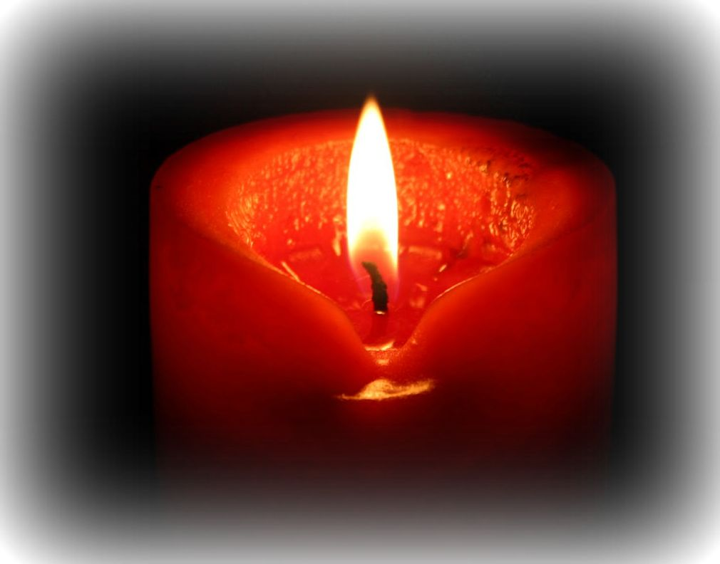 Light a Red Candle for Theda