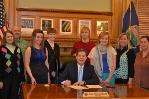 Kansas May is Lyme Disease Awareness Month Proclamation