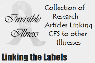 Linking Chronic Fatigue Syndrome to Other Illnesses