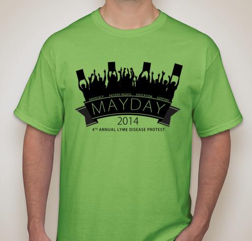 Mayday Lyme Shirts