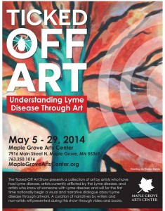 Art Show for Lyme