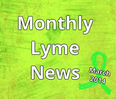 March Lyme News 2014