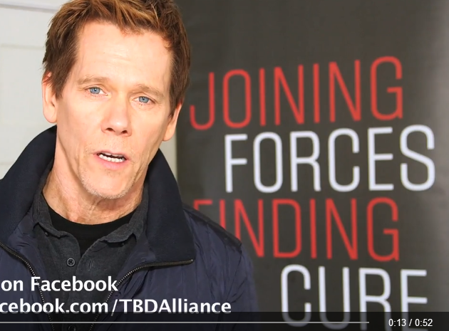 Kevin Bacon Lyme Awareness PSA Video