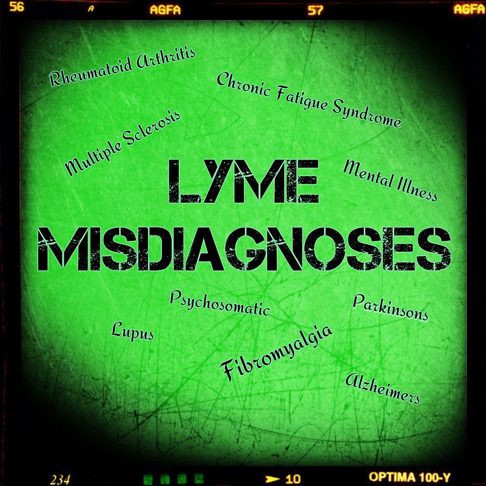 Lyme Misdiagnosis