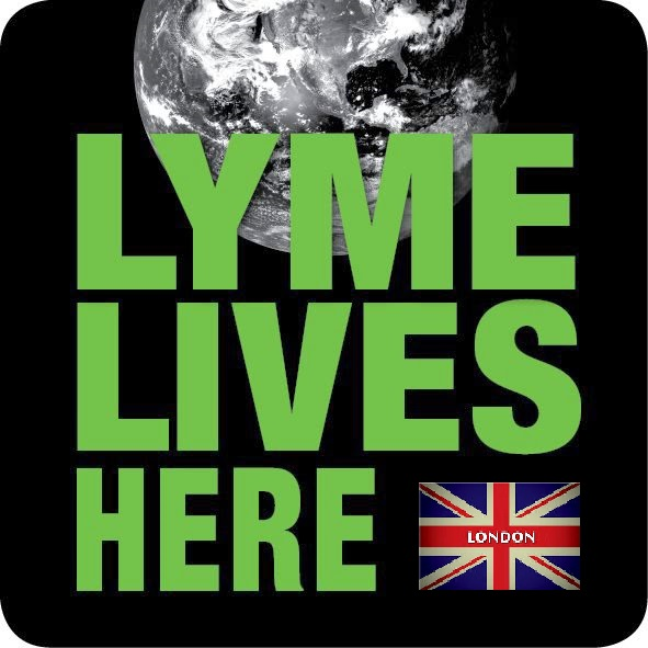 lyme lieves here