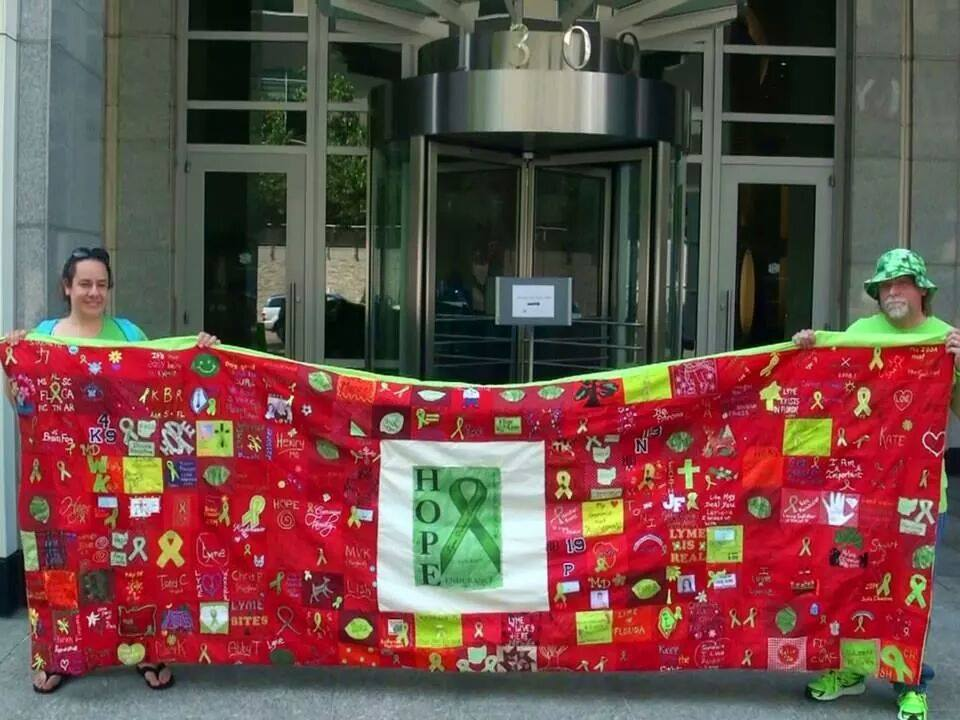 The Lyme Quilt