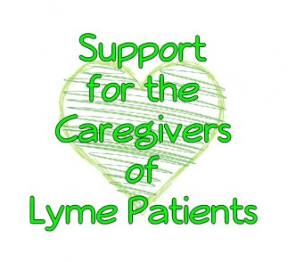 Caregiver support for Lymies