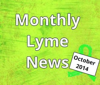 lyme in the news