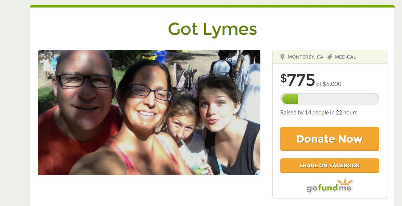 got lymes