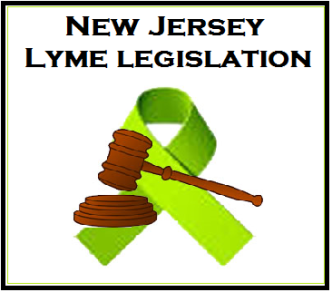 lyme legistlation in new jersey
