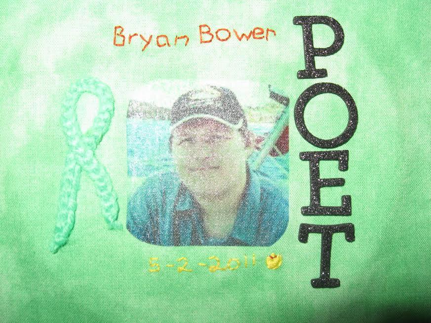 brian bower, lyme death