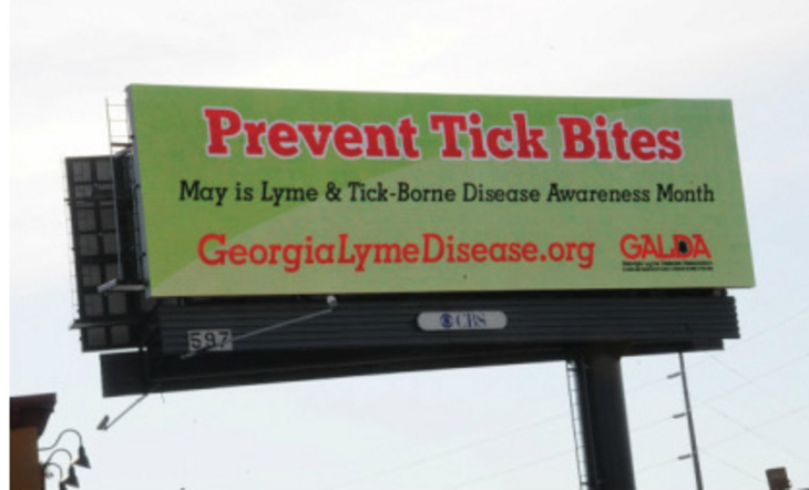 information and support groups for Georgia Lyme patients