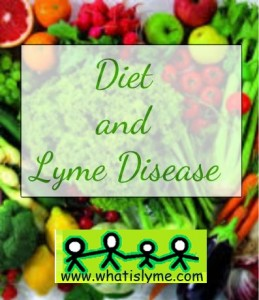 diet and lyme disease