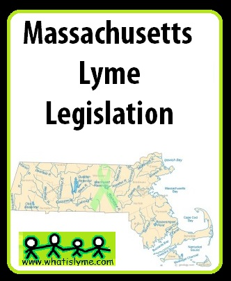 massachusetts lyme legislation