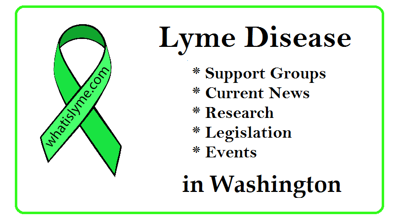 lyme disease in washington
