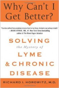 Dr Horowitz Lyme book