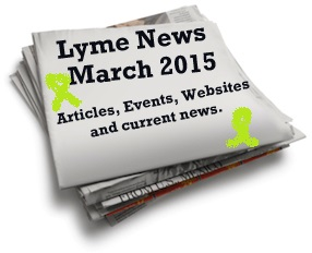 lyme news march 2015
