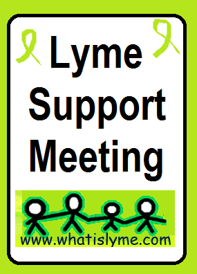 lyme support meeting