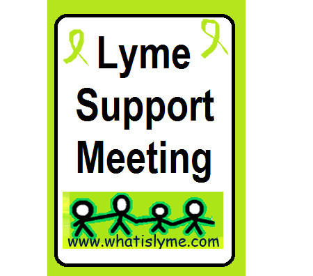 lyme support meeting in connecticut