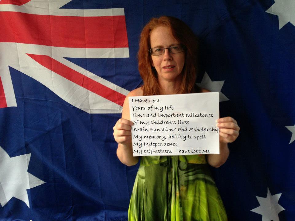 International Activist Karen Smith