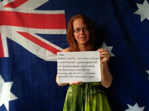 Karen Smith Austrlian Lyme activist