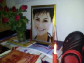 From Theda's Dad, Aung Myint: You are an inspiration to everyone. I miss you deeply. You are always in my heart Dot xoxoxoxo