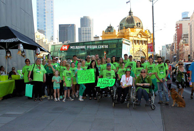 Melbourne awareness event - Saturday 11 May