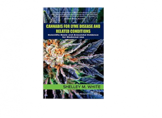 lyme book about cannabis
