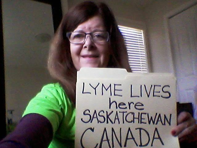 Janet from Saskatchewan