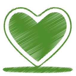 green-heart-icon