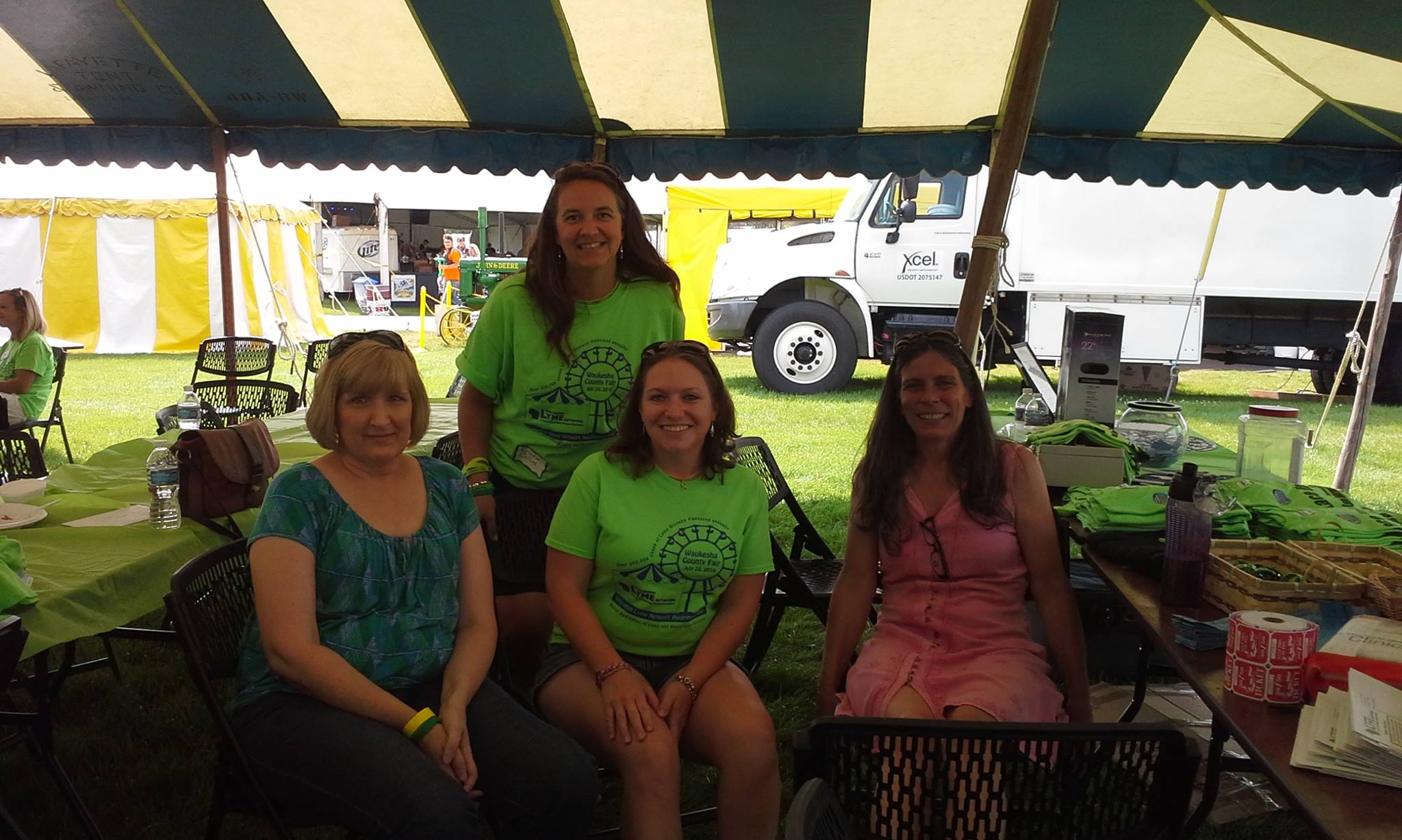 Waukesha County Fair Event 2014