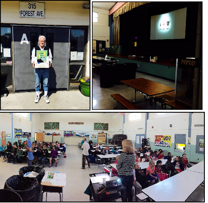 """We had a Lyme awareness table at the NORMAN BIRD SANCTUARY HARVEST FAIR on May 3, 2015 with a slideshow, """"5 Minute Quick Tick Talk for Kids."""""""