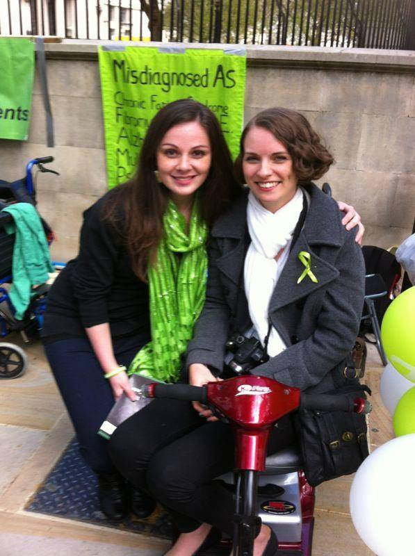 lyme advocates in UK