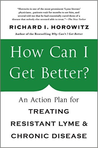 New Lyme book by Dr Horowitz