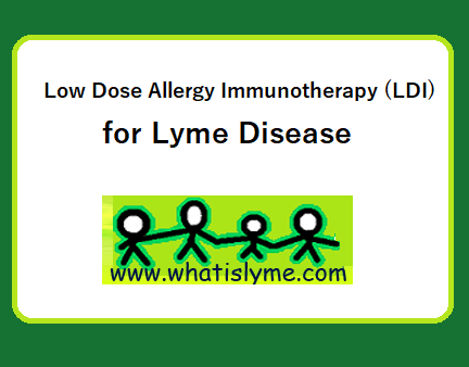 LDI for Lyme disease