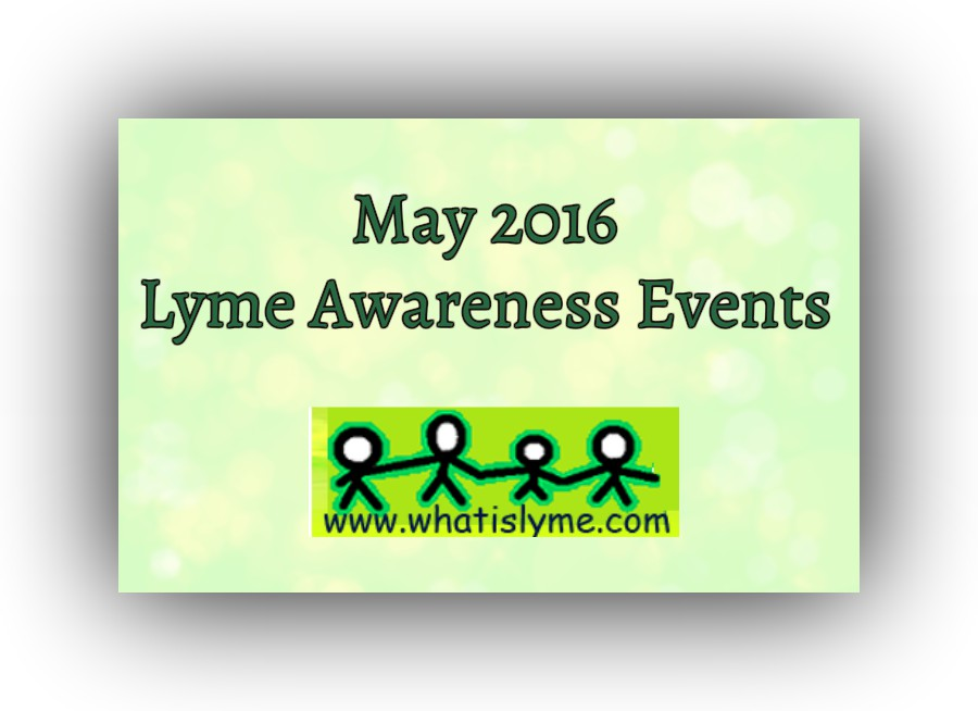 may is lyme awareness month